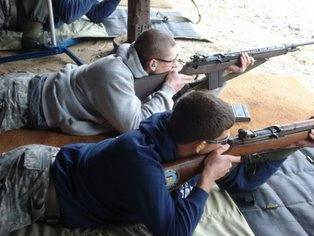 Marksmanship Training
